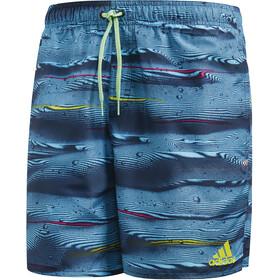 adidas Parley Beach Shorts Men Legend Ink/Core Blue